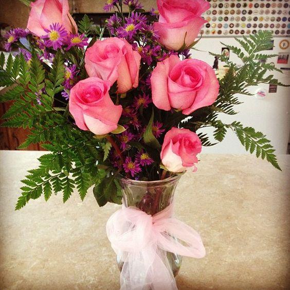 #roses #flowers #decor #arrangements #floral