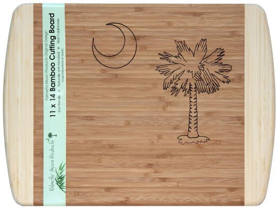 South Carolina Logo Cutting Board