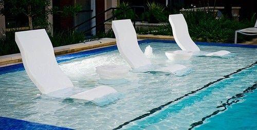 Tanning Ledge Pool Chair Backyard Pool Designs Tanning Ledge