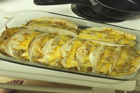 Oven Baked Tacos. Photo by klett01