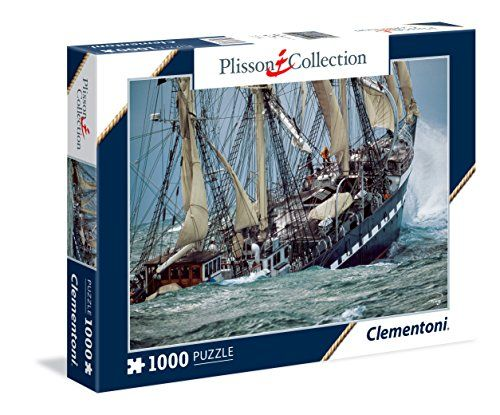 Clementoni Plisson Belem The Last French Tall Ship Pu Https