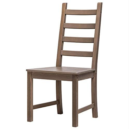 Ljfyxz Dining Chairs Kitchen Chair High Back Large Sitting Surface