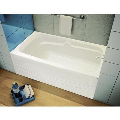 MAAX Avenue Tub Right Hand Drain 105927 000 002 002 Home Depot Canada