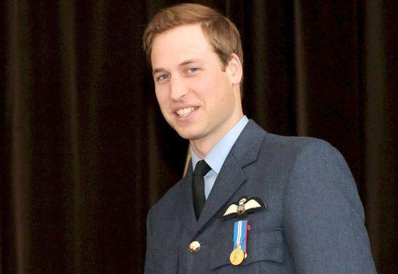 William Arthur Philip Louis nació el 21 de junio de 1982. Hoy festeja sus 34 años