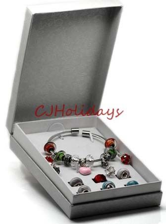 ×   6 Gift Boxes For Euro Bracelets & Beads