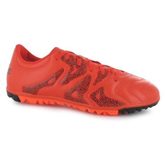 adidas | adidas X 15.3 Leather Mens Astro Turf Trainers | Mens adidas X 15 Football Boots