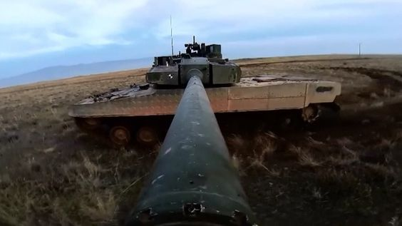 Ana Muharebe Tankı ALTAY