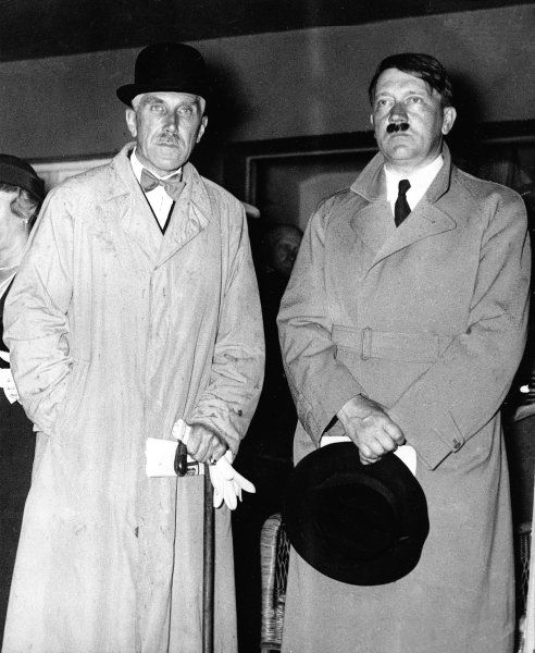 Jan. 30, 1933 marks Hitler's rise to power in Germany. Many foreign diplomats in Berlin at the time believed that the real power in Hitler's cabinet lay in the hands of Vice-Chancellor Franz von Papen.