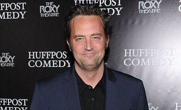 Matthew Perry is helping drug addicts beat their demons