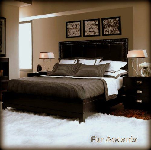 Accent Rugs, White Fur And Faux Fur On Pinterest