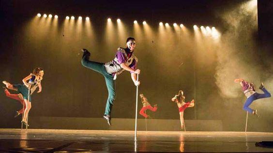 """O espetáculo de dança """"Heurói"""" ganha única apresentação no CEU Vila Curuçá no dia 21 de março, a partir das 10h30. A entrada é Catraca Livre"""