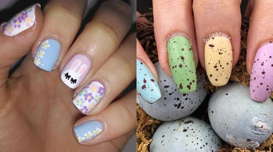 10 Pastel Nail Ideas For Easter