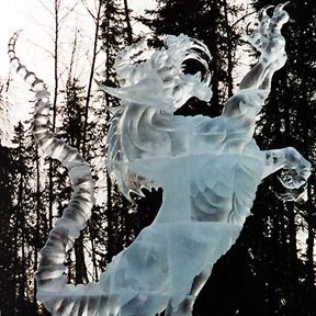 ice carving vancouver Cool Creation