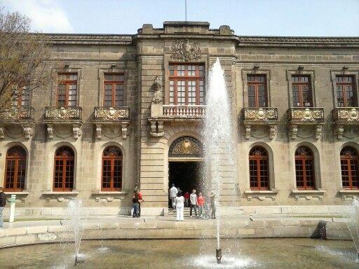 Castelo de Chapultepec, Ciudad de México. #PlaceILove