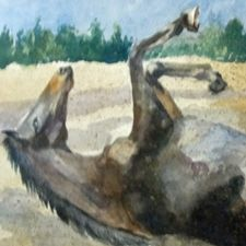 Carolyn Nelson, AAWA OPA of Seattle, Washington and Palm Beach, Florida is pleased to announce that she will be exhibiting her Equine watercolors in the Art in Mind group art exhibition at The Brick Lane Gallery, in London, England.  The Art in Mind show will run from November 19, 2013 through December 2, 2013.  The Brick Lane Gallery is open daily from 1:00 PM to 6:00 PM.  Their address is 196 Brick Lane, London, UK E1 6SA.  Their…