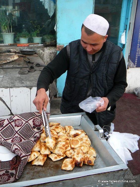 Ujghur Cuisine Blog