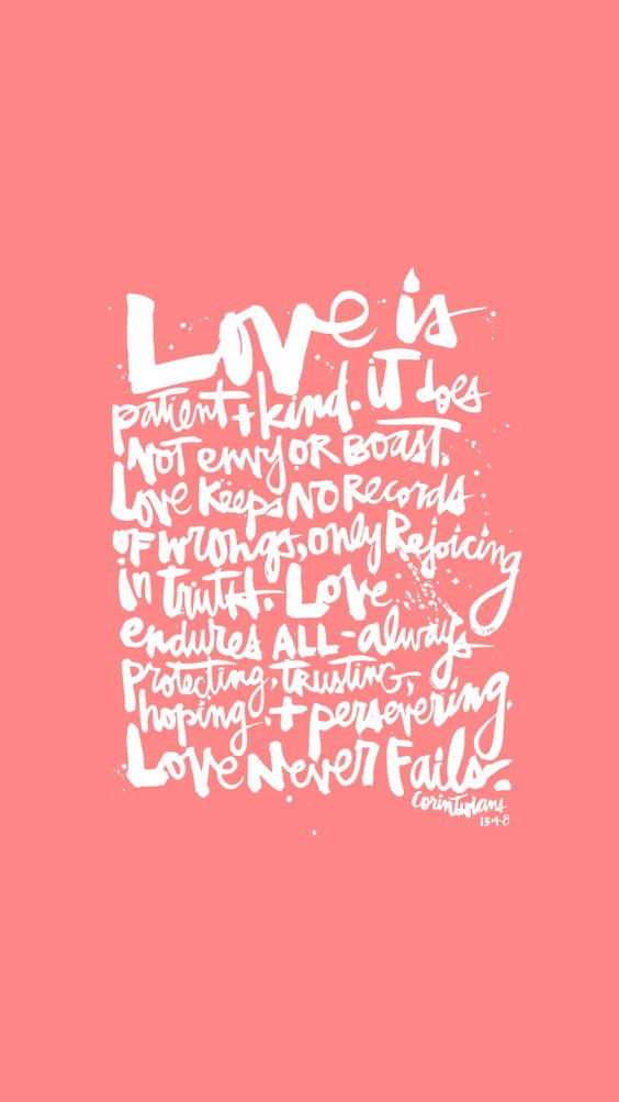 Corinthians 13. Scripture about love. 11 Father's Day Ideas, Gifts, and Quotes!