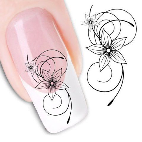 One Sheet Refreshing Little Flower Pattern Water Transfer Printing Nail StickerFor Fashion Lovers only:80,000+ Items • New Arrivals Daily • FREE SHIPPING Affordable Casual to Chic for Every Occasion Join RoseGal: Get YOUR $50 NOW!