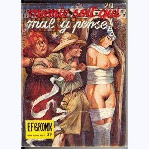 EF Pop Comix : n° 17, Momie soit qui mal y pense !