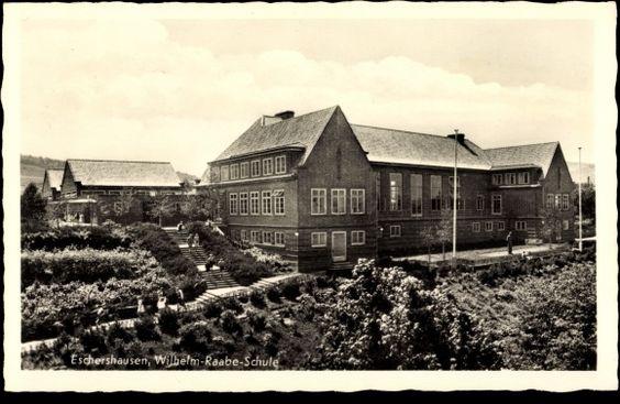 Eschershausen Niedersachsen, Wilhelm Raabe Schule