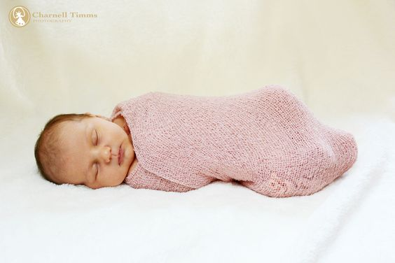 Sleeping like a baby in this baby wrap. Charnell Timms Photography.