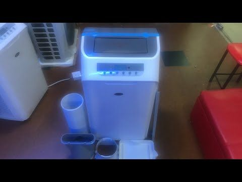 How To Install A Portable Air Conditioner Brand Bazaar Carrier