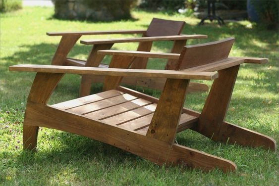 Pin By Ketty Corp On Idees De Meubles Outdoor Chairs Garden Furniture Garden In The Woods