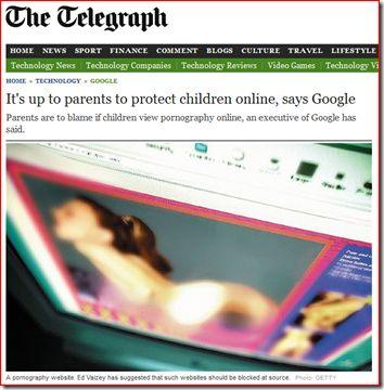 Können Eltern ihre Kinder online beschützen?