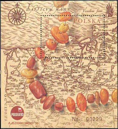 show your stamps with maps on them - Stamp Community Forum - Page 23