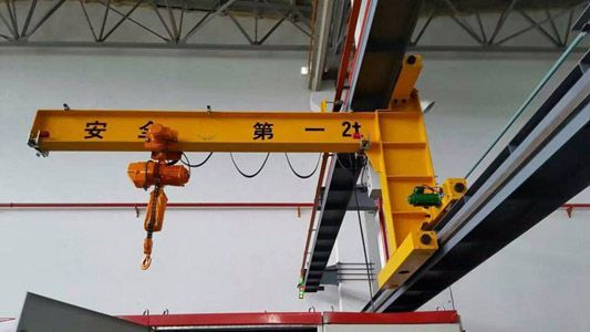 Wall Traveling Jib Crane With High Quality And Reasonable Price Crane Travel Wall