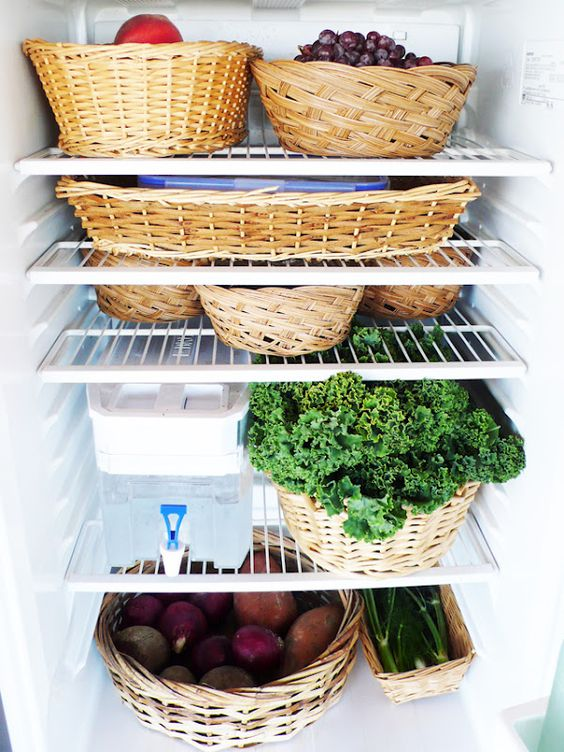 Refrigerator of my dreams...Simple Lovely