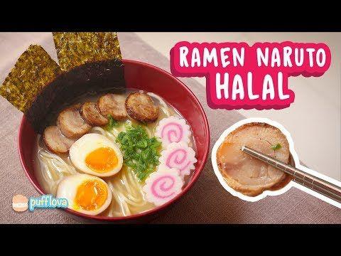 Membuat Ramen Naruto Halal Movie Recipe 19 Youtube Resep Makanan Makanan Dan Minuman Makanan Enak