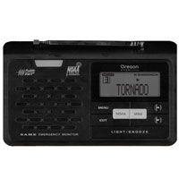 Oregon Scientific Desktop NOAA Weather Alert Radio (WR608)