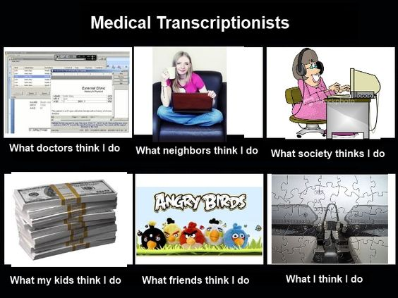 Day to Day Medical, Medical transcription and Humor - medical transcriptionist resume examples