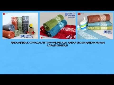 Anekahanduk.com adalah toko online jual aneka grosir handuk murah lokasi di bekasi, seperti handuk terry palmer, handuk kimono, bathmat, handuk putih, handuk polos, bathrobe, handuk anak. Menerima pemesanan handuk bordir untuk handuk souvenir dan handuk promosi. Harga murah dan bersaing. http://anekahanduk.com/