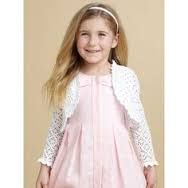 Image result for crochet kids shrug