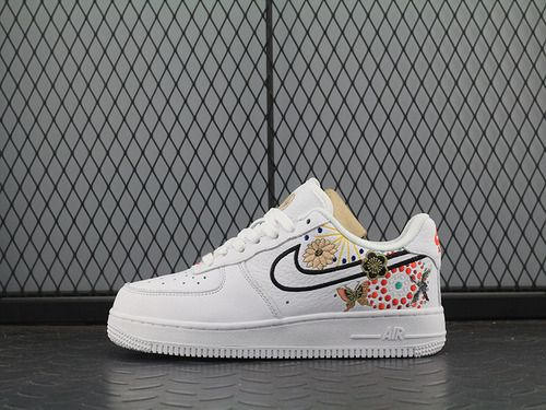 AF1 Shoes Fire Force Year CNY Air 1 New Nike Embroidered K1Jcu3Tl5F