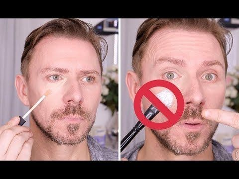How To Set Your Concealer Without Powder No Creasing Wayne Goss Youtube Bloglovin Diycleansingm Makeup Hacks Tutorials Concealer Concealer Tutorials