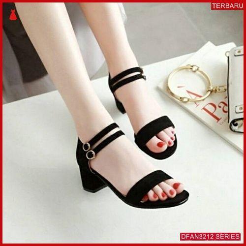 Dfan3212s29 Sepatu Us 42 Hils Wanita Hak Tahu Shoes Sandals