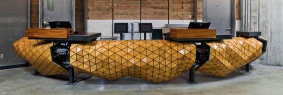 Projem Dergisi Ahşapta form özgürlüğü: Wood-skin