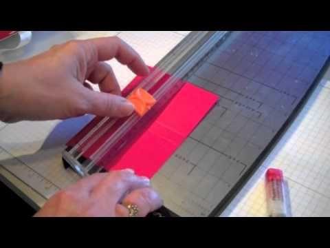 Lip Gloss or Chap Stick Holder - YouTube
