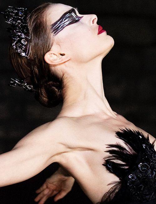 Black Swan!  Natalie Portman was simply amazing in this movie.
