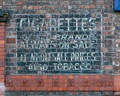 Interesting colors for Ghost Sign