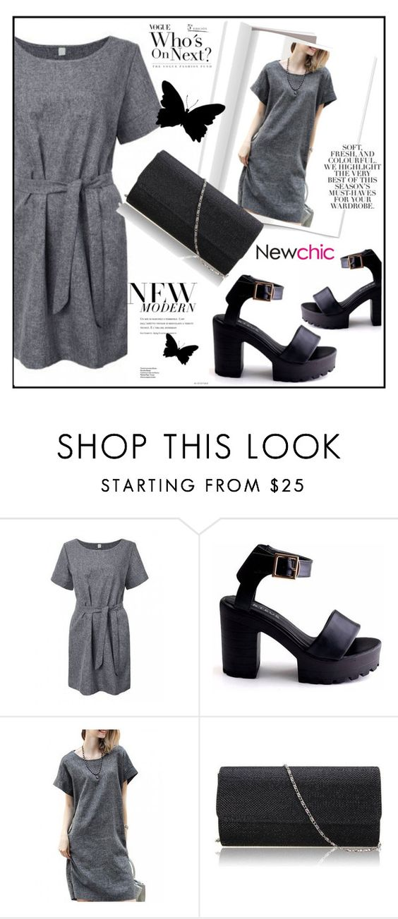 """""""Alice#I LOVE NEWCHIC#Newchicstyle"""" by alice-666-179 ❤ liked on Polyvore featuring Folio"""