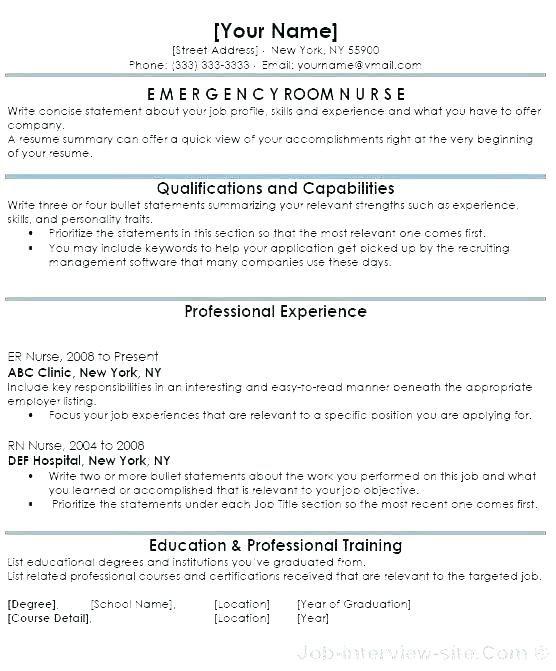 Examples Of Nurse Resumes Nursing Resume Samples Clinic Nurse Resume Clinical Resume Examples El Nursing Resume Nursing Resume Examples Registered Nurse Resume