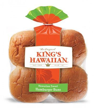 ... between a KING'S HAWAIIAN Hamburger Bun.King's Hawaiian Recipes