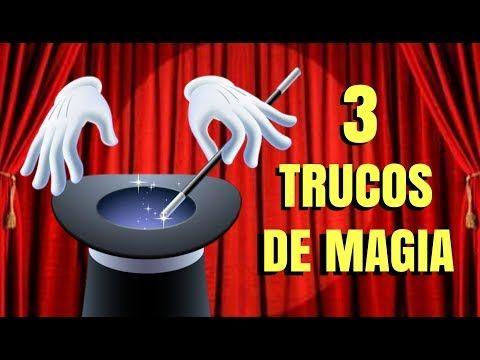 5 Trucos De Magia Para Niños Muy Fácil De Hacer Magia En Casa Youtube Trucos De Magia Faciles Trucos De Magia Magia Facil