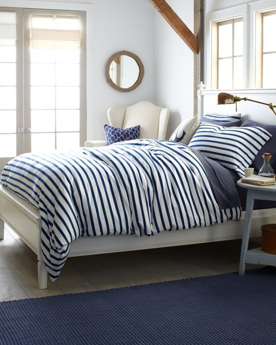 des id es de d co pour la chambre d un homme saisons. Black Bedroom Furniture Sets. Home Design Ideas