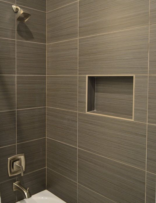 How To Customize Your Shower With Niches Benches And Even A Soap