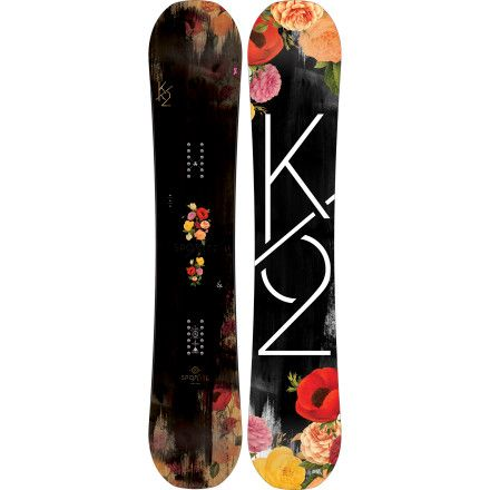 K2 SnowboardsSpot Lite Snowboard - Women's